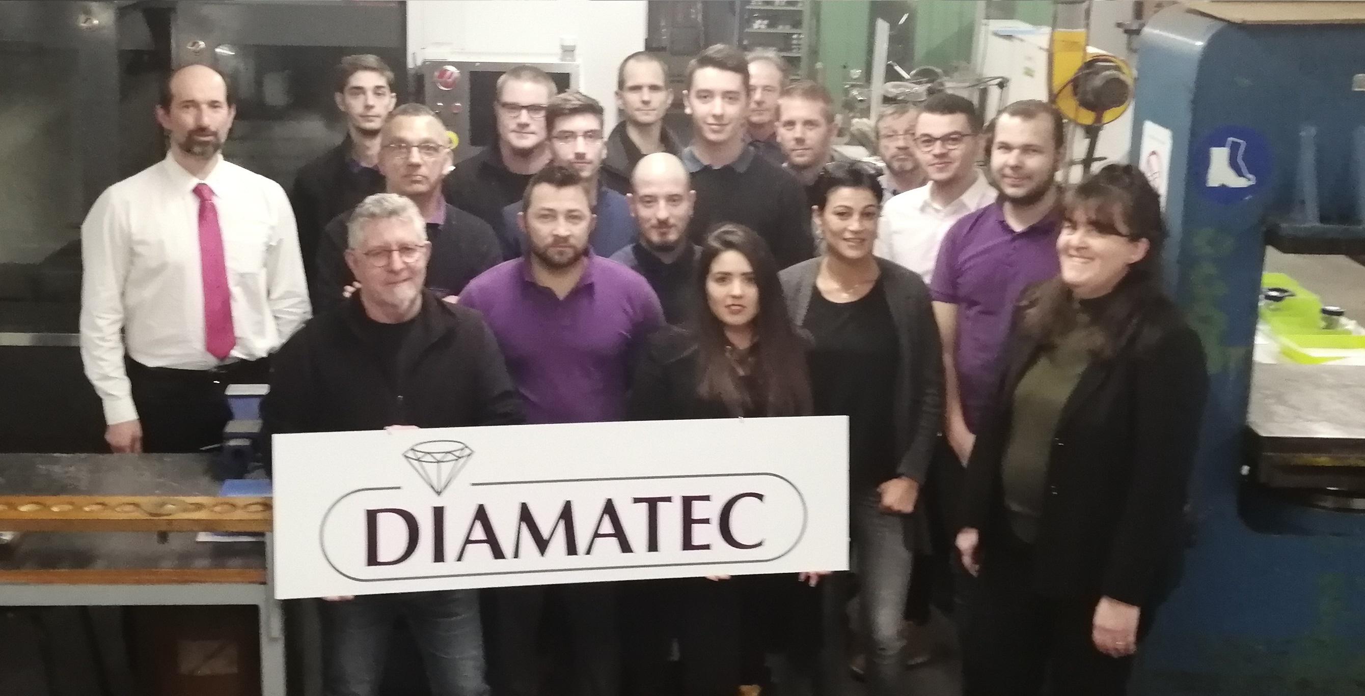 diamatec team
